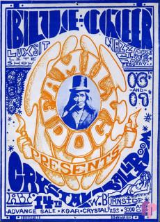 Crystal Ballroom, Portland, OR 2/16-17/1968
