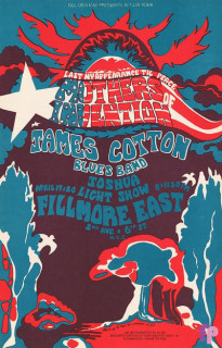 Fillmore East 4/19/68