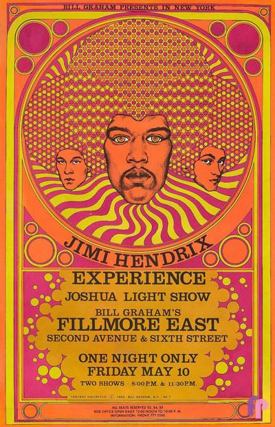 Fillmore East 5/10/68