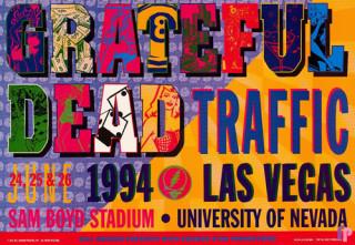 Sam Boyd Stadium 6/24-26/94