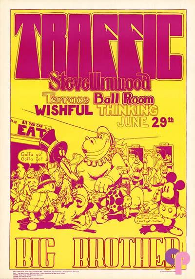 Terrace Ballroom, Salt Lake City, UT 6/29/70