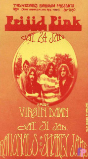The Wizard's Eardrum Ypsilanti, MI 1/24 & 1/31/70