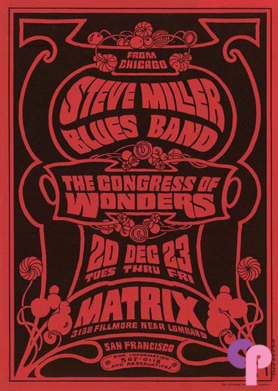 The Matrix 12/20-23/66