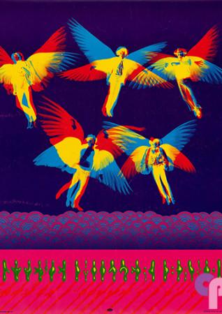 Steve Miller Promotional Poster