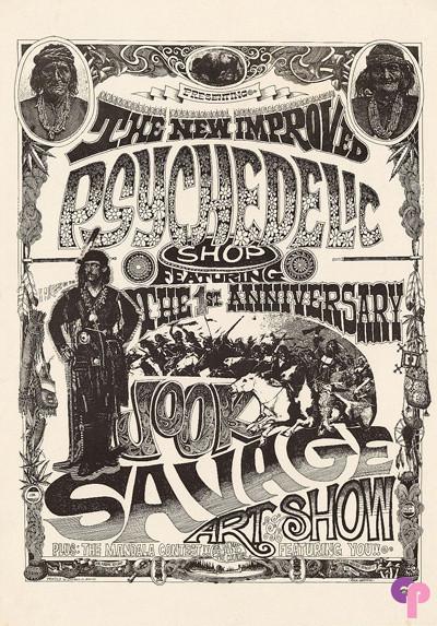 Psychedelic Shop 1/1/67