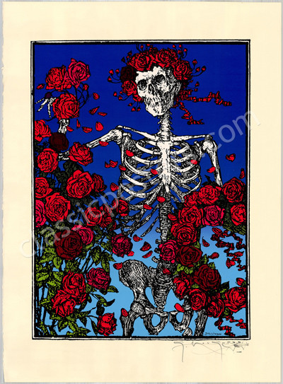 Art Print by Stanley Mouse