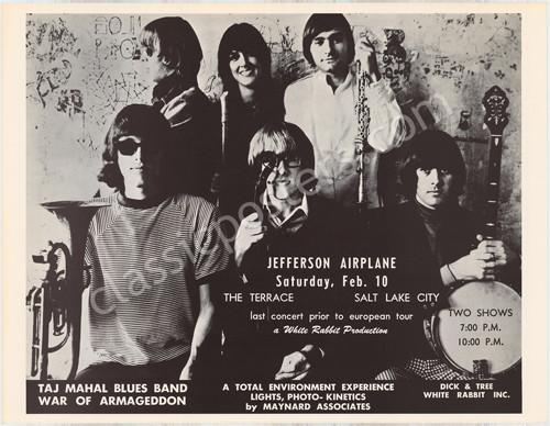Terrace Ballroom, Salt Lake City, UT 2/10/68