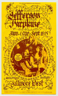 Fillmore West 9/14-15/70