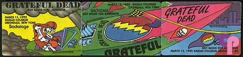 Nassau Coliseum, Uniondale, NY 3/11-13/92