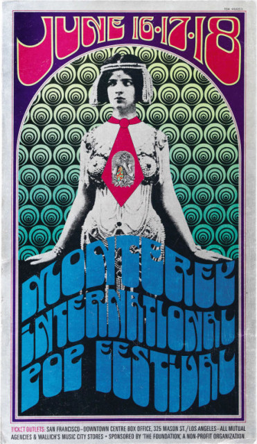 Monterey International Pop Festival 6/16-18/67